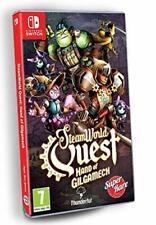 Steamworld Quest: Hand of Gilgamech - Nintendo Switch, Super Rare Games #23 New