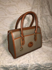 dooney bourke vintage leather handbags