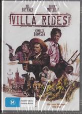 VILLA RIDES! - CHARLES BRONSON -  NEW DVD FREE LOCAL POST