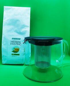 HERBAL FASTING - LR LIFETAKT - 250g - Diet TEA with 1500ml TEA POT - weight loss