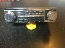 Classic radiomobile with mp3