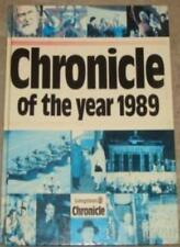 Chronicle of the Year 1989 By Henrietta Heald