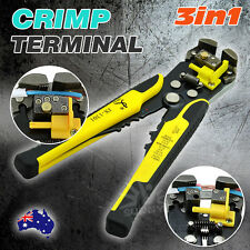 Automatic Electric Cable Stripper Wire Striper Multifunctional Cutter Crimper