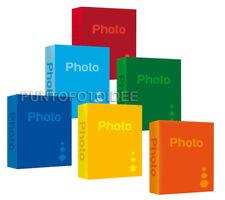 Album Fotografico Basic 100 200 300 foto 13x17 13x18 13x19 portafoto a tasche