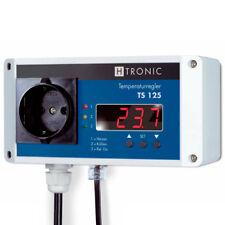 H-Tronic TS 125 digitaler Temperaturschalter Temperaturregler Digitalthermometer