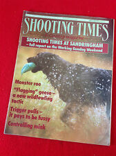 Shooting Times & Country : Magazine : 1988 - May 5th
