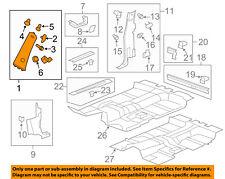GM OEM Interior-Wndshld Pillar Trim Left 20962795