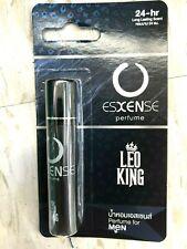 Esxense Perfume For Men LEO KING 24 hr Scent Roll On Portable Travel Size 3ml.