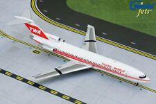 TWA Boeing 727-231/Adv N54353 Twin Stripe 1/200 scale diecast Gemini Jets