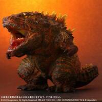 PLEX Deforeal Burning Godzilla (2019) Complete Figure