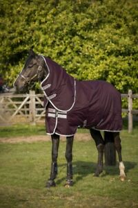 Horseware Amigo Hero Plus 600d 200g Horse Turnout Rug With Detachable Neck