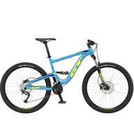 GT Verb Comp 27.5 (2018) Full suspension  MTB Shimano Mountain Bikes Size L Blue