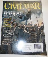 Civil War Times Magazine Petersburg & Battle Of Olustee March 2005 082014R