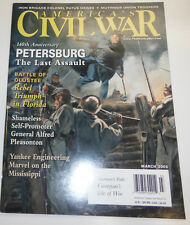 Civil War Times Magazine Petersburg & Battle Of Olustee March 2005 082014R