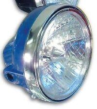 Luces e indicadores color principal azul para motos