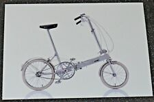 Classic Bicycle BICKERTON PORTABLE Postcard new