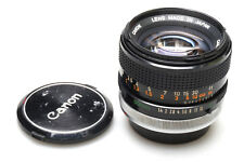 Canon FD 50mm F1.4 S.S.C.