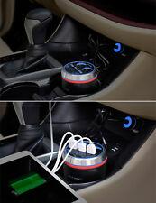 Car SUV Wireless Bluetooth Kit Handsfree FM Transmitter MP3 Radio TF 3USB Player