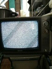 Vintage Samsung Celebrity Woodgrain Style Tv - Tc 3140M