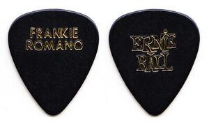 Matchbox Twenty 20 Rob Thomas Frank Romano Black Guitar Pick #2 - 2005 Solo Tour