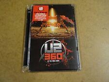 MUSIC DVD / U2 - 360° - AT THE ROSE BOWL