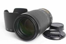 [Mint] Nikon AF-S Zoom Nikkor ED 70-300mm f/4.5-5.6 G VR IF SWM from Japan #081*