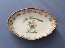 Wedgwood Bianca Silver tray for The Connaught in London