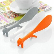 Squirrel Reusable Plastic Table Non-stick Cookware Scoop Rice Paddle Spoon