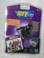 Vintage Tiger Hit Clips S Club 7 Natural Micro Personal Player 2002 MIB