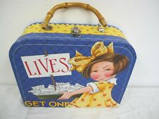 Mary Engelbreit Pooch Sweetheart Box Purse Bambo Handle Get One