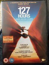 127 Hours  DVD James Franco, Kate Mara, Amber Tamblyn, Sean Bott, Lizzy Caplan
