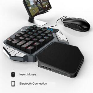 GameSir Z1 Mechanical  RGB Wireless Gaming Keyboard  Cherry MX Red Swiches