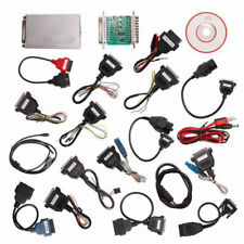 Auto Carprog V10.05 Carprog Full With 21 Adapters Support Airbag Reset Function