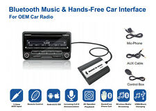 1Pc Auto Bluetooth Kits Hands-free Stereo AUX Adapter Interface For Toyota Lexus