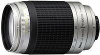 Nikon Af Zoom Nikkor 70-300Mm F4-5.6G Silver (No Vr)