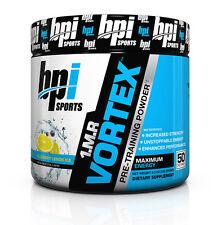 BPI Sports 1MR Vortex Blueberry Lemon Ice  Pre-Workout Supplement(50 Servings)