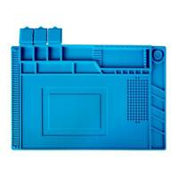 Anti-Static Soldering Repair Maintenance Heat Insulation Silicone Pad Mat