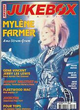 Jukebox Magazine juin 2002 N°179 Mylène Farmer, Gene Vincent, Beatles