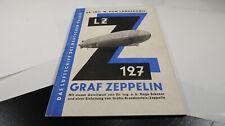 1928 LZ 127 Graf Zeppelin, das Luftschiff des deutschen Volkes Book