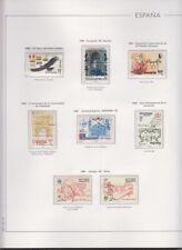 COLECCIÓN DE SELLOS DE ESPAÑA DESDE 1985/1990 (INCLUSIVE)