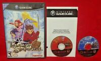 Tales of Symphonia - Nintendo GameCube NGC Tested  1 Owner Namco RPG