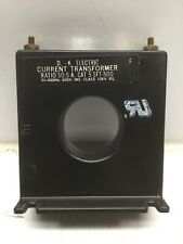 D K Electric Current Transformer Ratio 505 Cat 5 Sft 500 50 400hz 600v