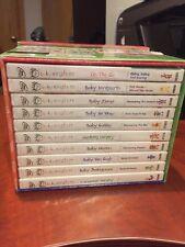 Baby Einstein 10 DVD Lidded Box Toy Chest Collection 1(10 DVD Set,1999)MfgSealed