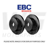 EBC 300mm BSD Grooved Font Discs for FORD Mondeo Hatchback Mk4 2.2 TD 2011-2014