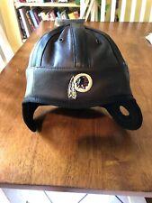 NFL Reebok Washington Redskins Faux Leather Helmet Head Cap