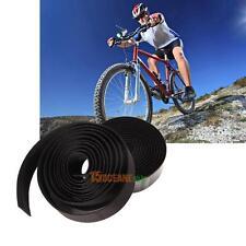 2PCS Cycling Road Bike Sports Cork Handlebar Tape+ 2 Bar plug