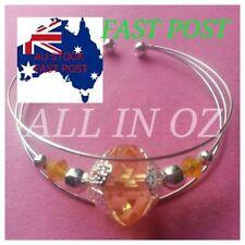 Unbranded Crystal Acrylic Fashion Bracelets