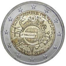 5 PZ 2 EURO COMM GERMANIA 2012 ADFGJ 10° Anniversario