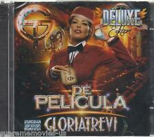 NEW - Gloria Trevi CD De Pelicula ALBUM Edicion DELUXE Con CD +DVD y MAS