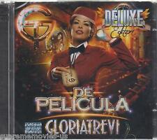 NEW - Gloria Trevi CD De Pelicula ALBUM Edicion DELUXE Con CD +DVD y MAS